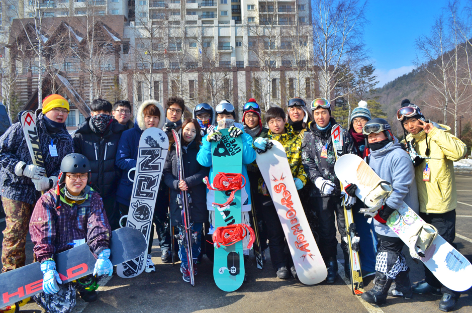 2015 MMC 겨울엠티