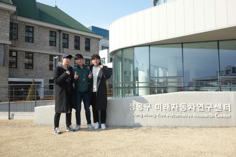 2017년 1학기 신입생 입학
